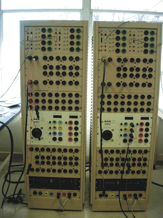 Electronic Test Equipment Racks : Power electronics racks